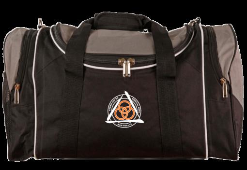 Grey Sport Bag
