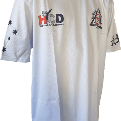HCD Martial Art Academy - Training Front