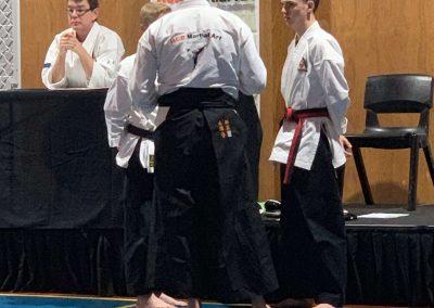 HCD Martial Art Academy Winter Grading 2019 _ 1
