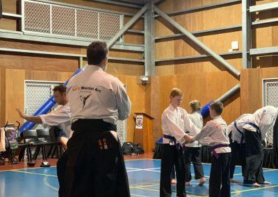 HCD Martial Art Academy Winter Grading 2019 _ 3