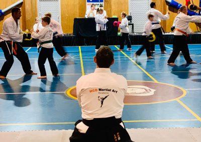 HCD Martial Art Academy Winter Grading 2019 _ 4